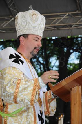 Homília arcibiskupa Cyrila Vasiľa