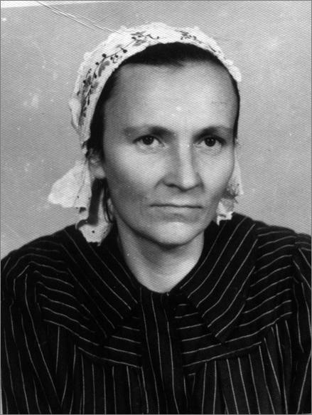 Tvár neslobody: Mária Tencerová