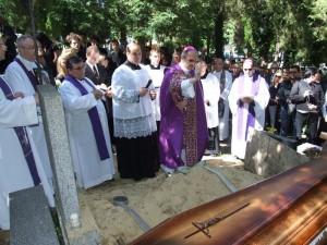 Pohreb Vladimíra Jukla