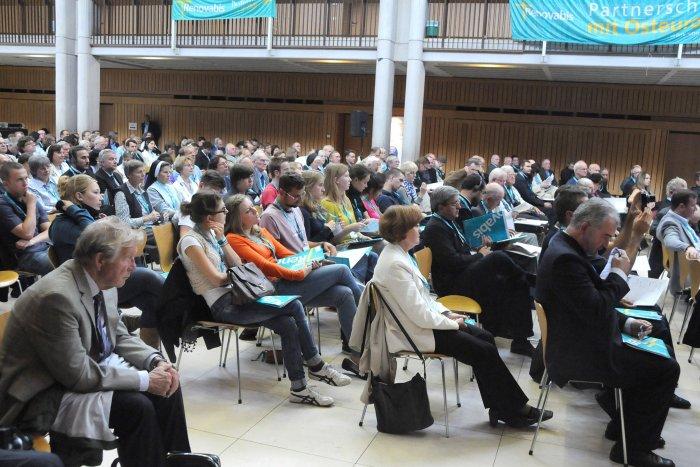 Gut besuchter Kongress: rund 330 Gäste aus 29 Ländern nahmen am 15. Internationalen Kongress Renovabis teil.
