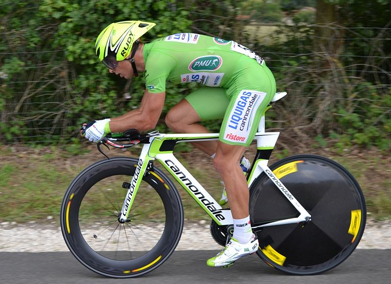 Peter Sagan na Tour de France 2012