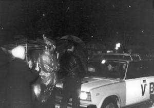Sviečková manifestácia 1988