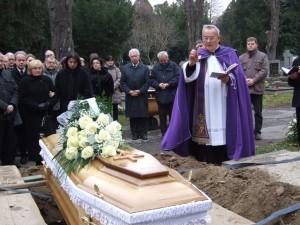 Pohreb Rudolfa Čavojského
