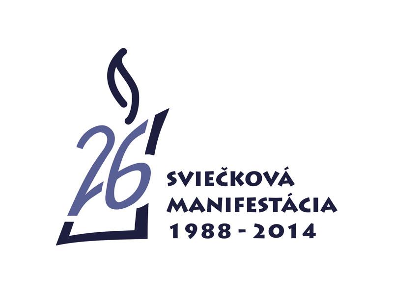 Sviečková manifestácia 2014 – Deň zápasu za ľudské práva