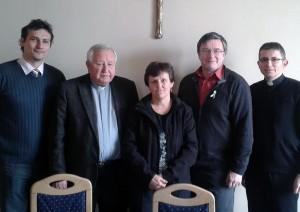 S biskupom Štefanom Sečkom o Dni rodiny, 14. apríla 2014