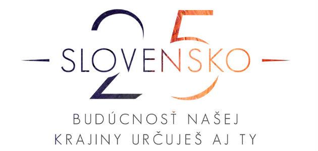 Slovensko 25
