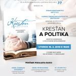plagat_Krestan_a_politika