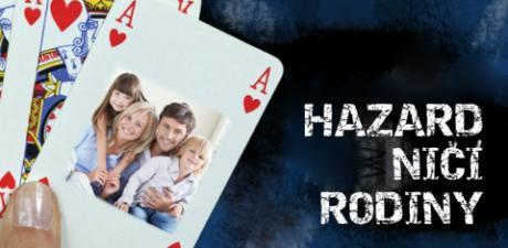 Dajme obciam možnosť chrániť rodiny pred hazardom