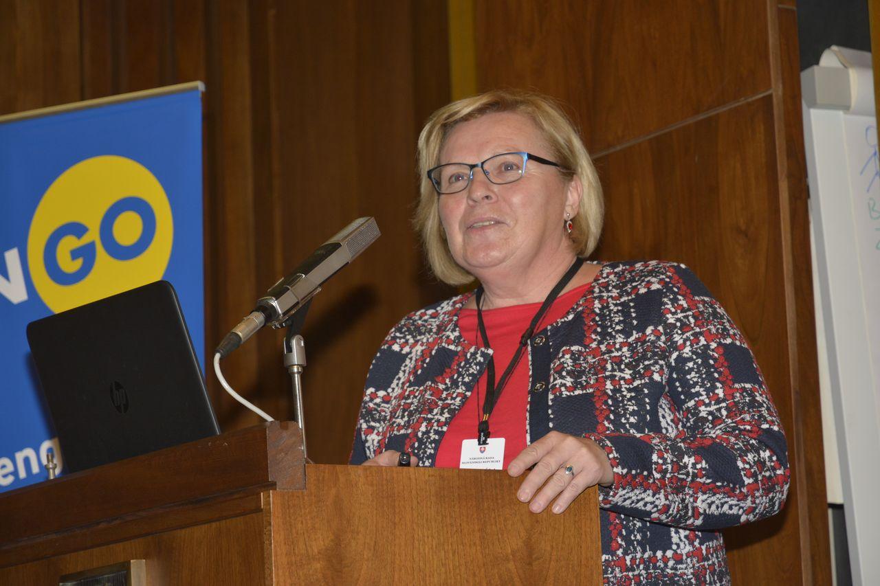 Mária Šmidová – Možnosti účinnej podpory rodiny dieťaťa so špecifickými potrebami