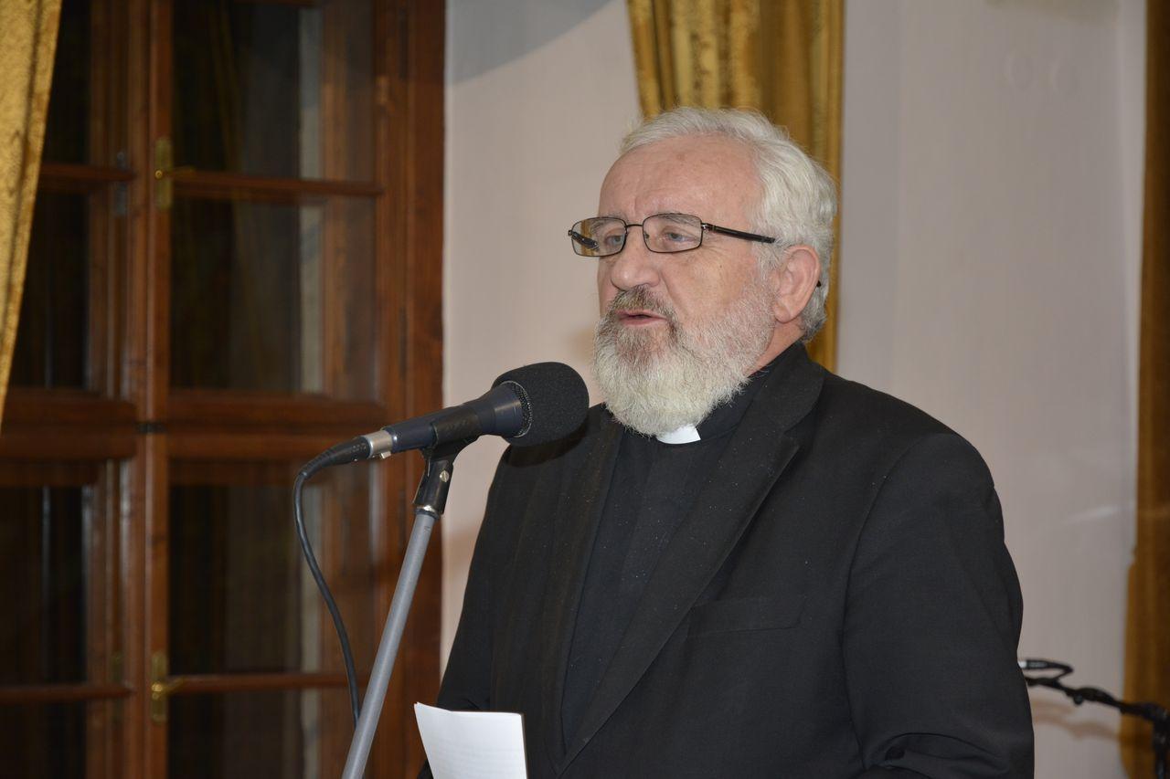 Poslanie ženy v Cirkvi – otec biskup Peter Rusnák