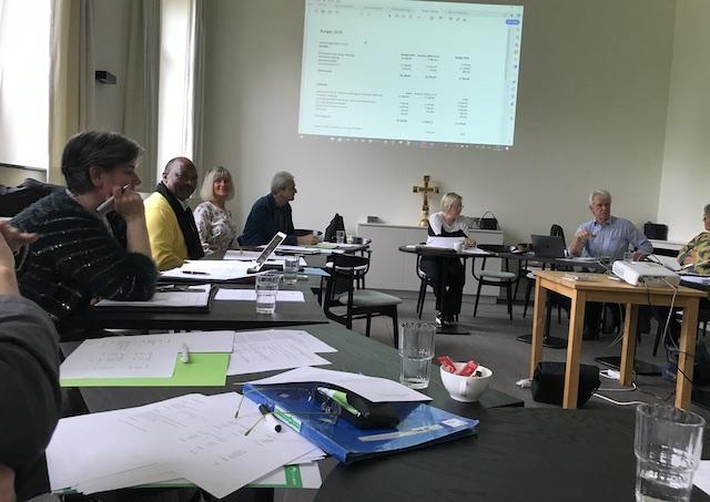 Zástupcovia laických výborov sa stretli na rokovaní v belgickom Gente