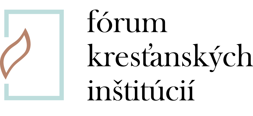 Pokoj a dialóg pre Slovensko – memorandum Fóra kresťanských inštitúcií