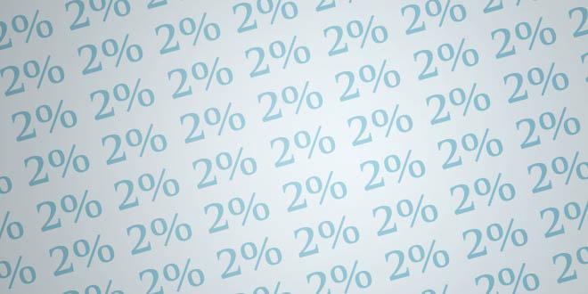 Vďaka Vašim 2% rastieme