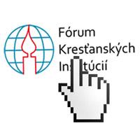 Fórum kresťanských inštitúcii spustilo novú webovú stránku