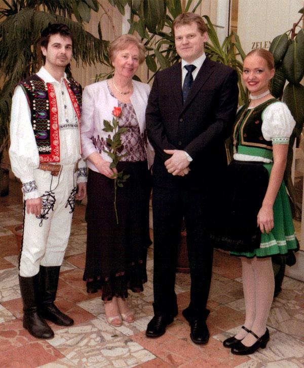 FKI a NKOS plesali v Košiciach