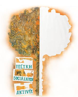 Veľtrh sociálnych aktivít v Nitre zviditeľnil neviditeľných