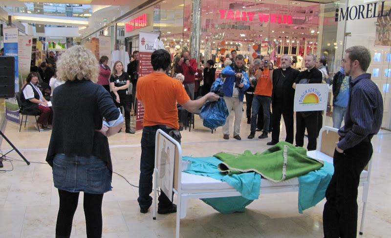 Slovensko sa zapojí do Medzinárodného dňa za odstránenie chudoby 8. ročníkom Veľtrhu sociálnych aktivít