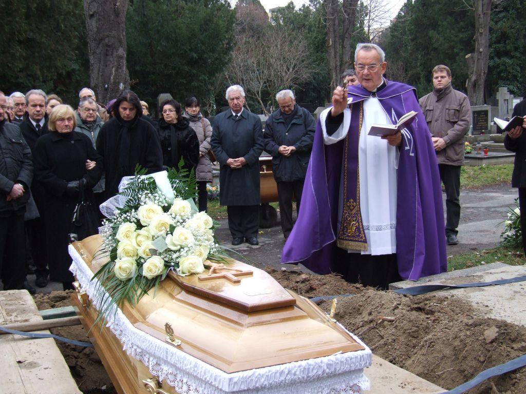 V Bratislave sa konala posledná rozlúčka s Rudolfom Čavojským
