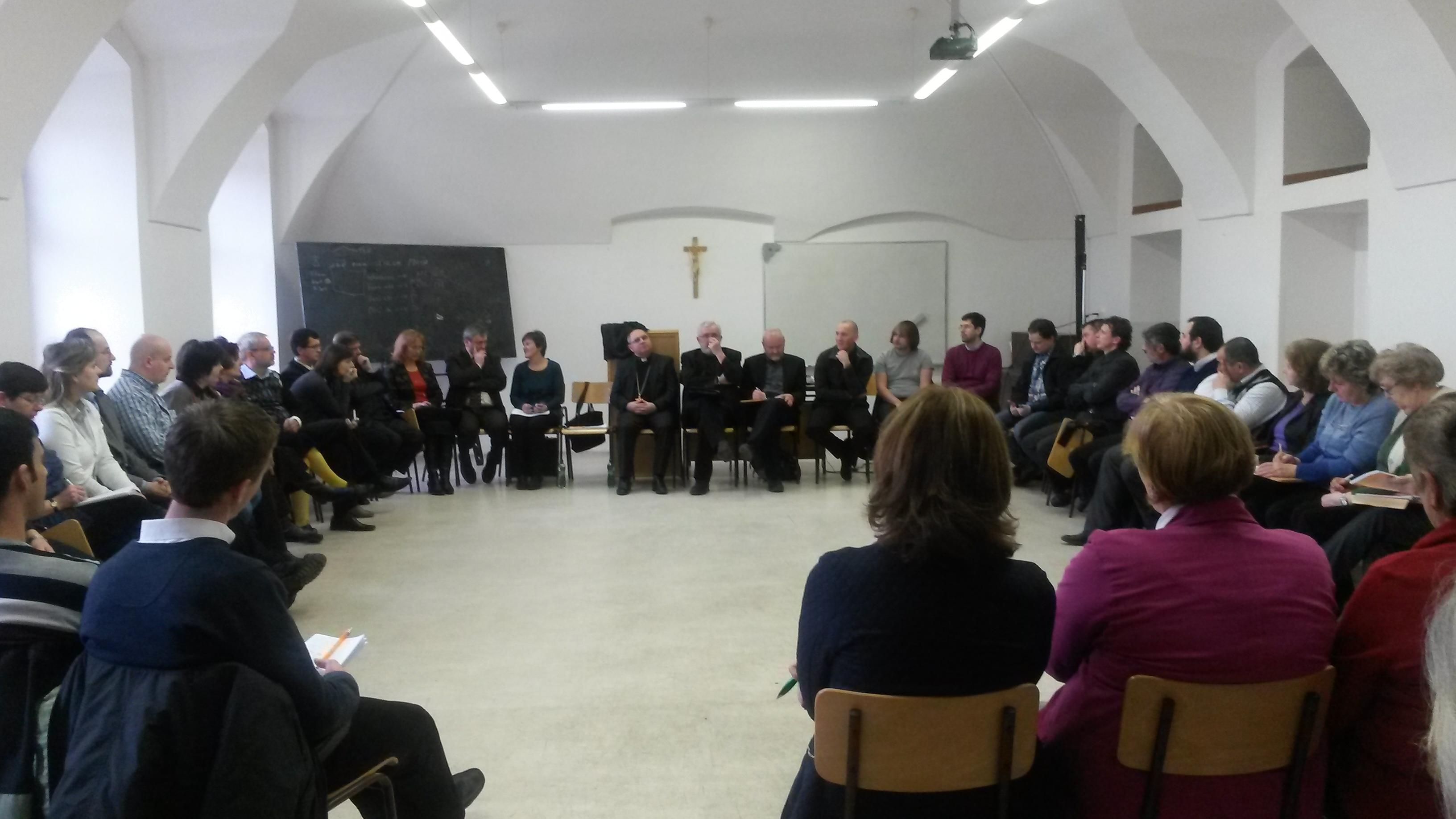 Stretnutie hnutí a združení v Košiciach