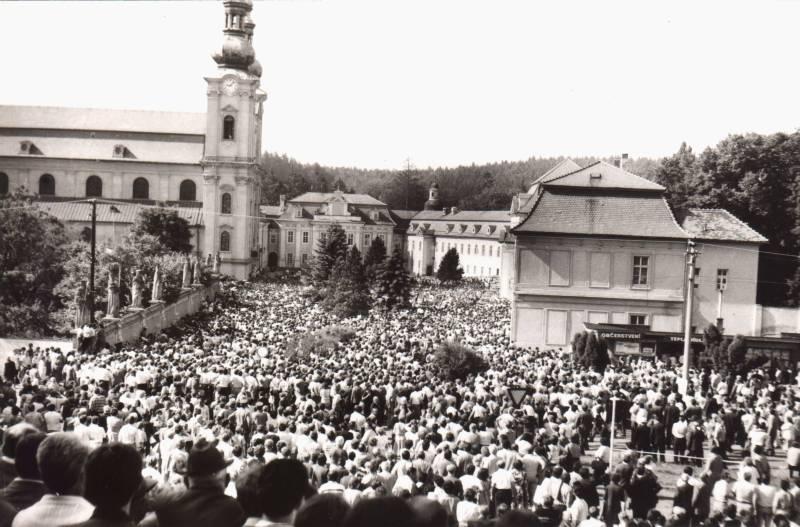 30. výročie púte na Velehrad
