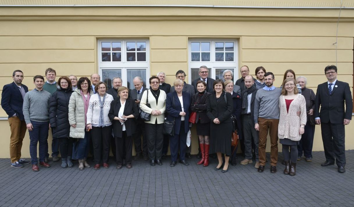 Návšteva prezidenta Centrálneho výboru nemeckých katolíkov Thomasa Sternberga