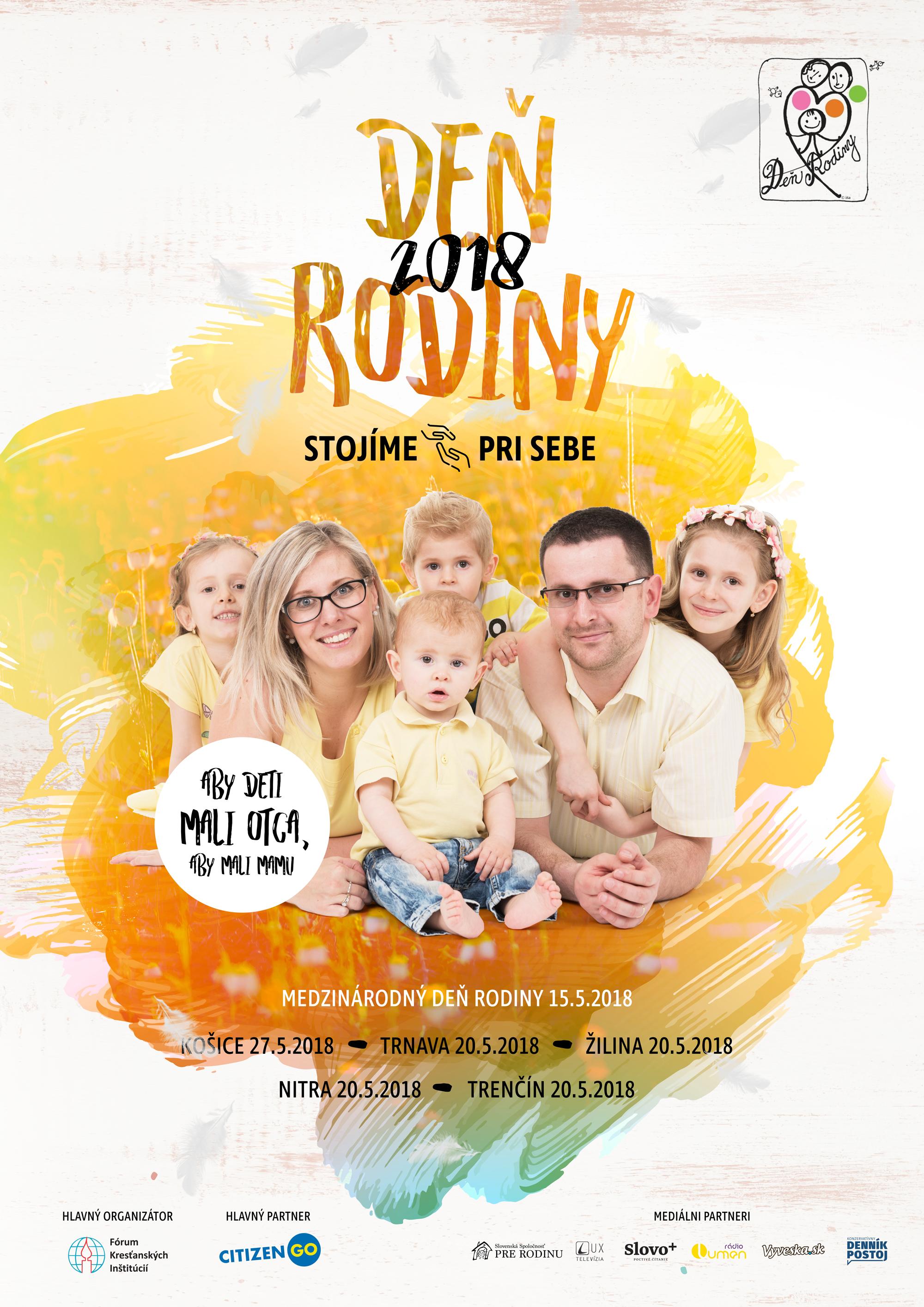 Deň rodiny 2018