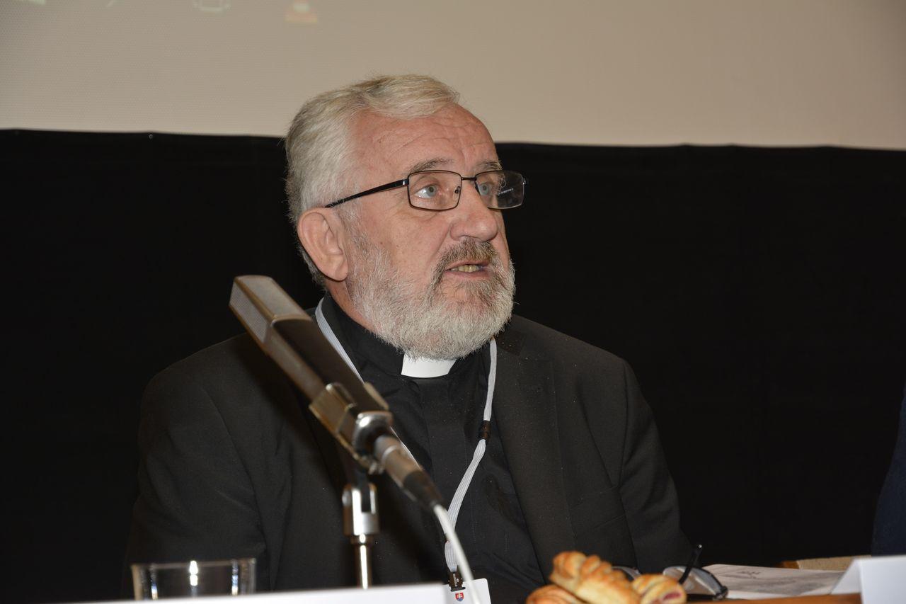 Príhovor vladyku Petra Rusnáka v úvode konferencie Chudoba a rodina