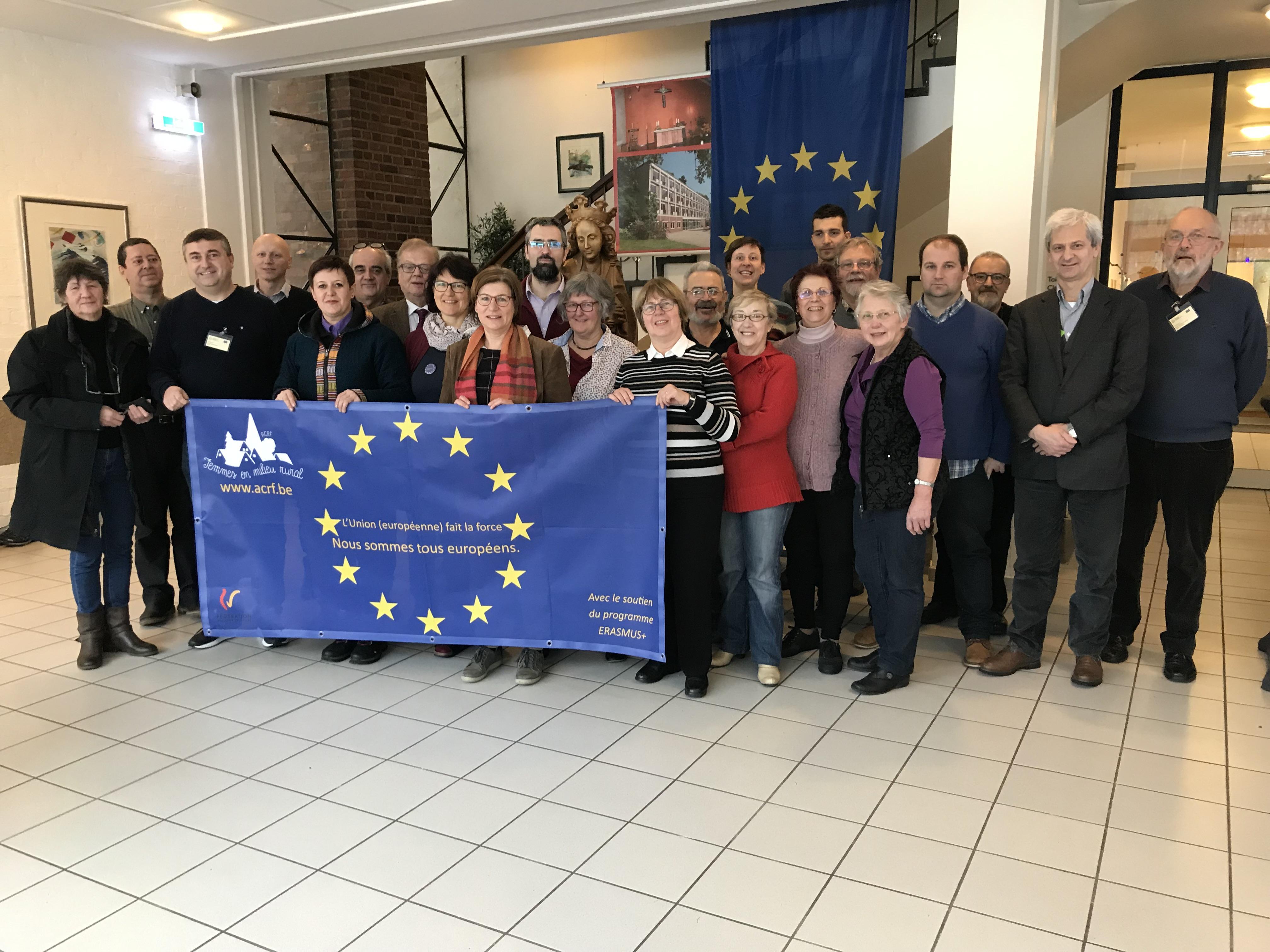 V Európe sa posilňuje sieť katolíckych vidieckych hnutí