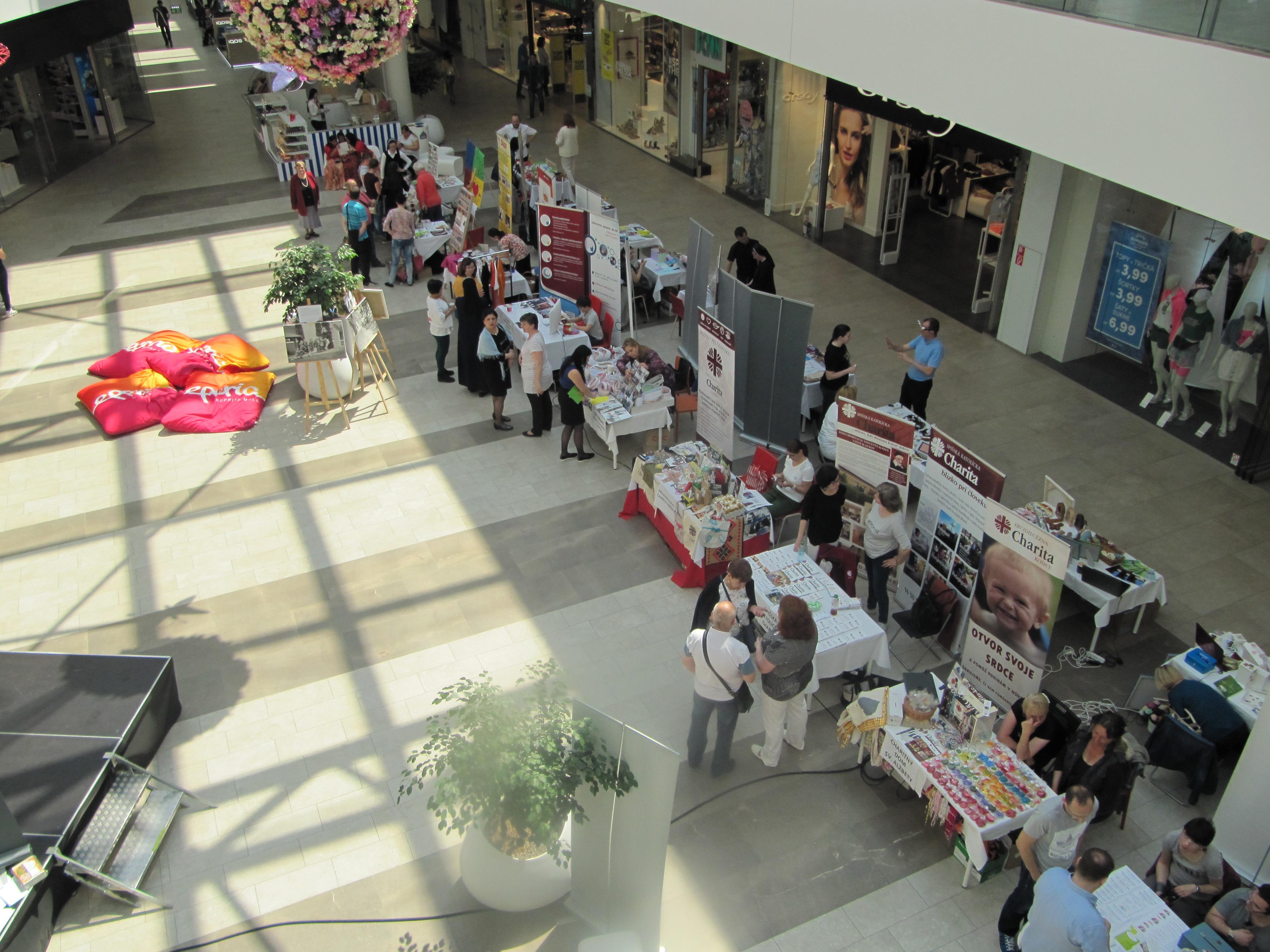 V Prešove sa prezentovali sociálne iniciatívy a zariadenia sociálnych služieb