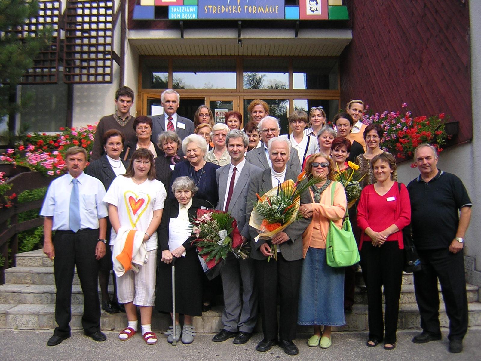15 rokov existencie FKI narádiu Lumen