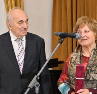 FKI v roku 2019 ocenilo manželov Ďurikovičovcov